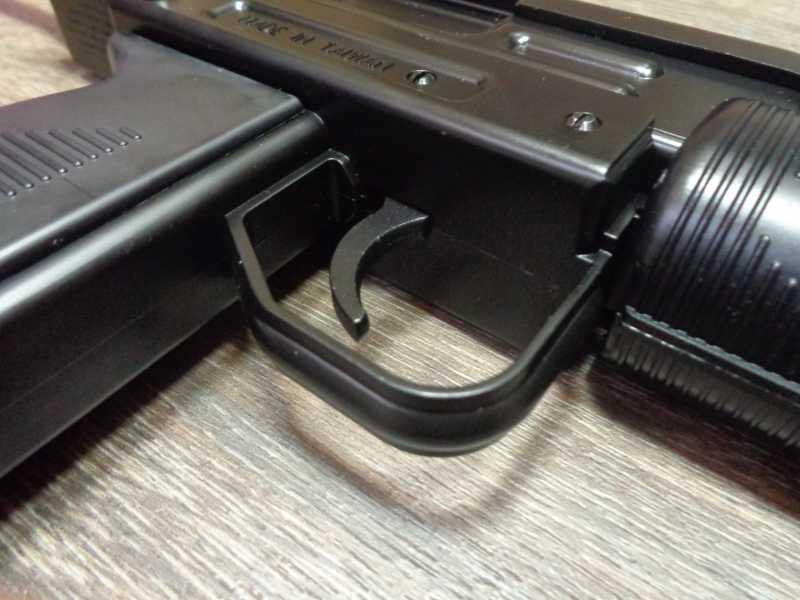6)Обзор Swiss Arms SA Protector