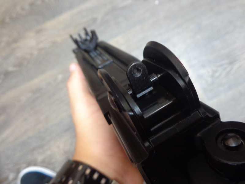 11)Обзор Swiss Arms SA Protector