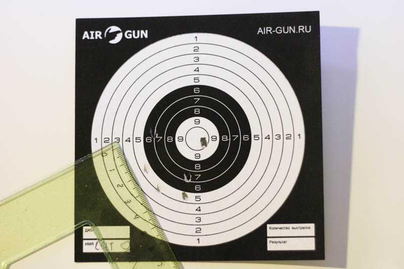 8)Пневматический газобаллонный пистолет Swiss Arms BW1911 R2