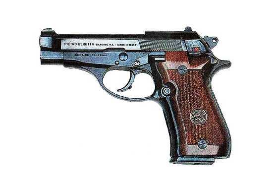 3)Swiss Arms P84