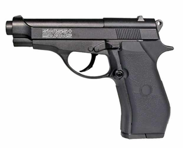 2)Swiss Arms P84