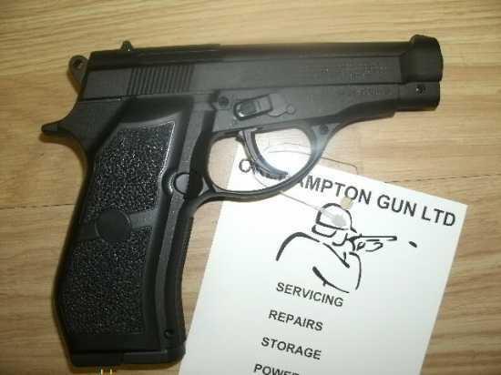 6)Swiss Arms P84