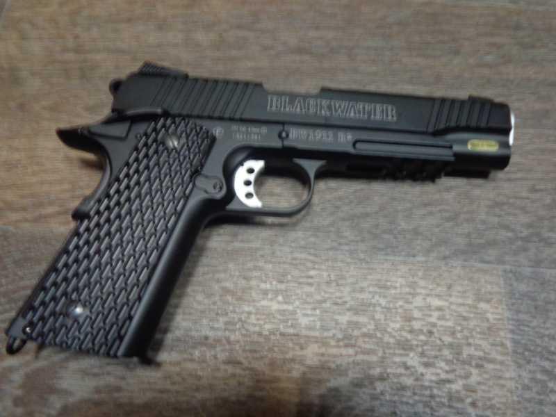 2)Swiss Arms BW1911 R2
