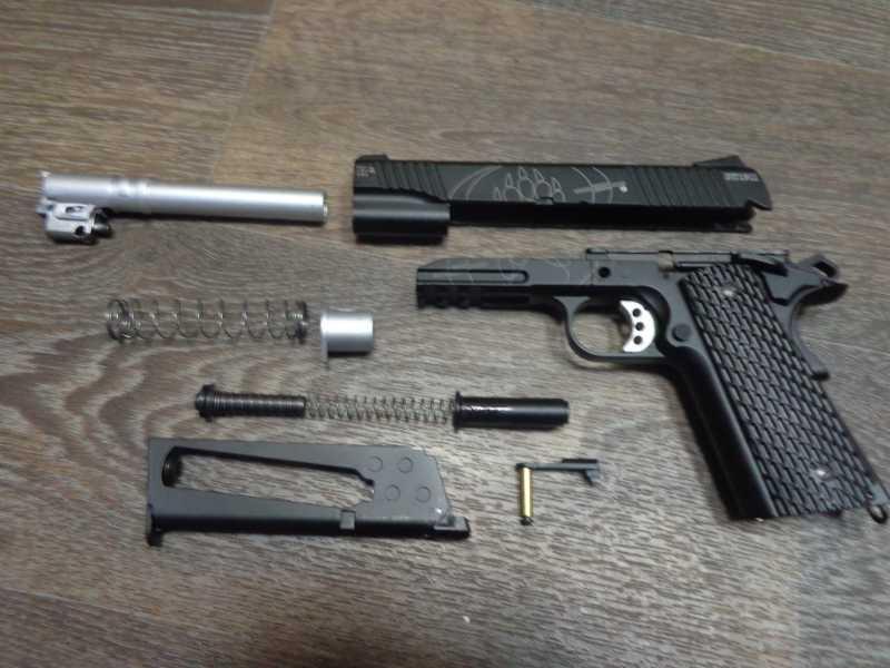 7)Swiss Arms BW1911 R2