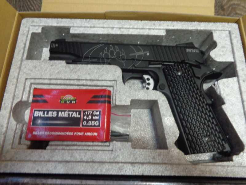 8)Swiss Arms BW1911 R2