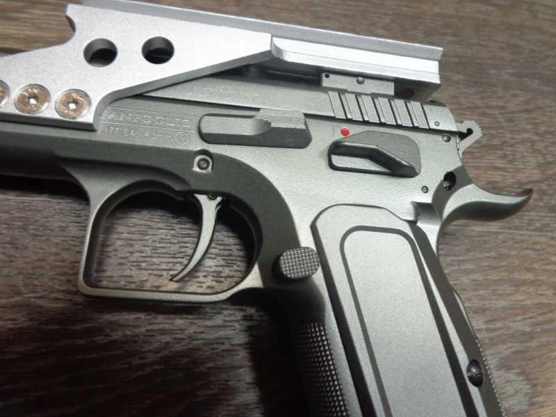 6)Обзор Swiss Arms Tanfoglio Gold Custom