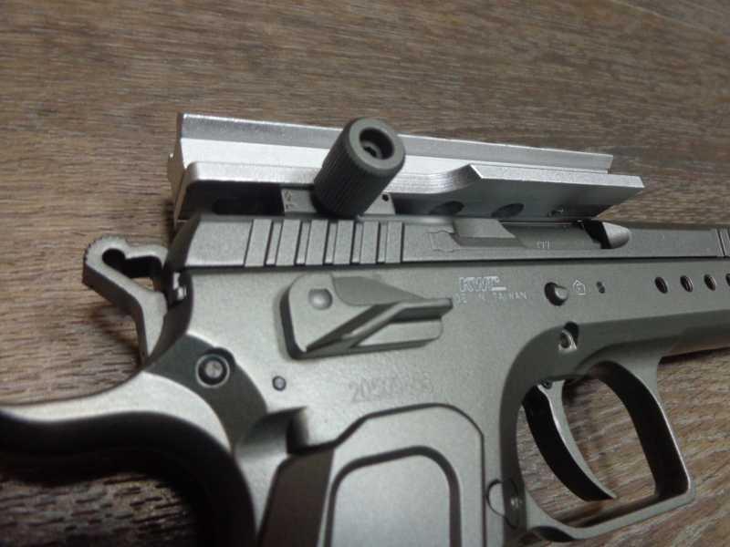 7)Обзор Swiss Arms Tanfoglio Gold Custom