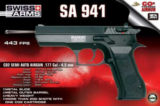 1)Swiss Arms 941