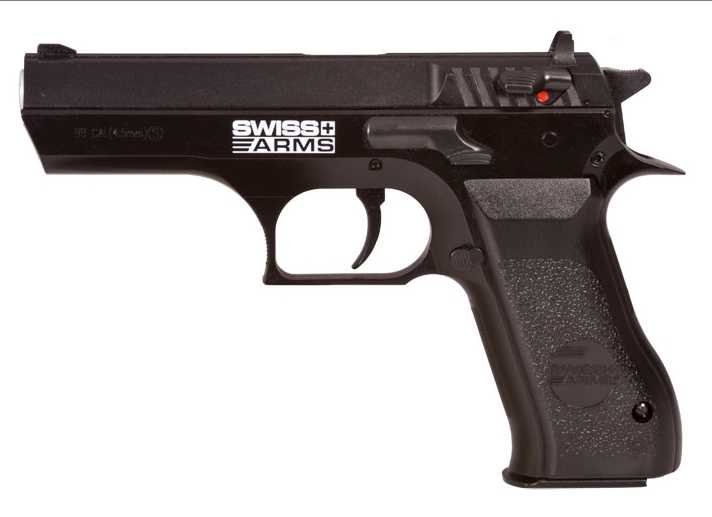 2)Swiss Arms 941