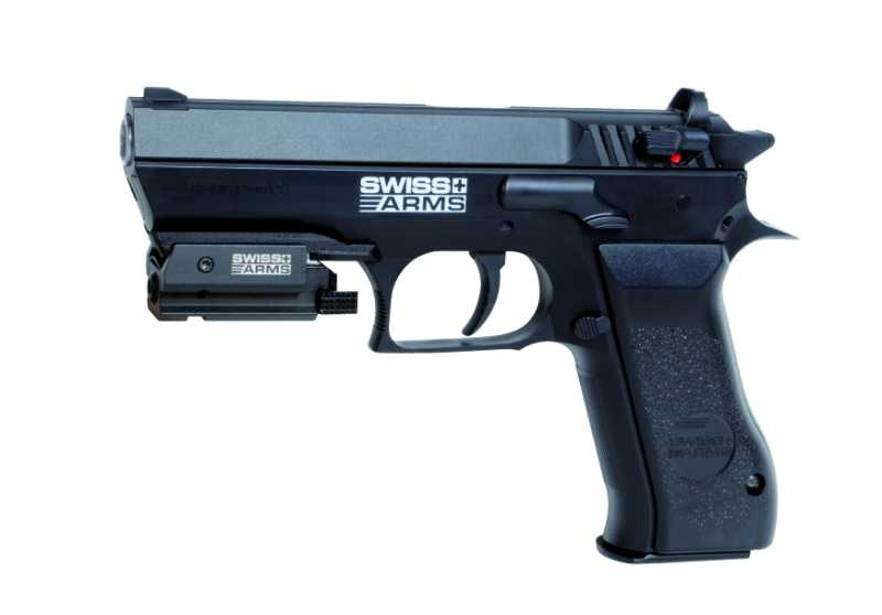 16)Swiss Arms 941