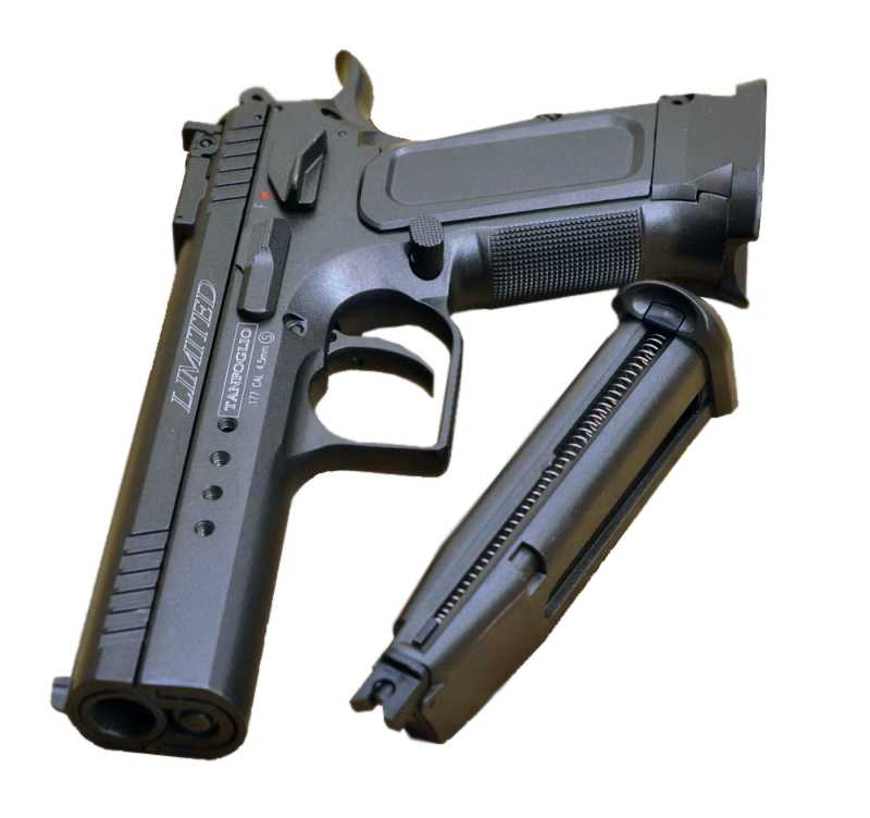 1)Swiss Arms Tanfoglio Limited Custom