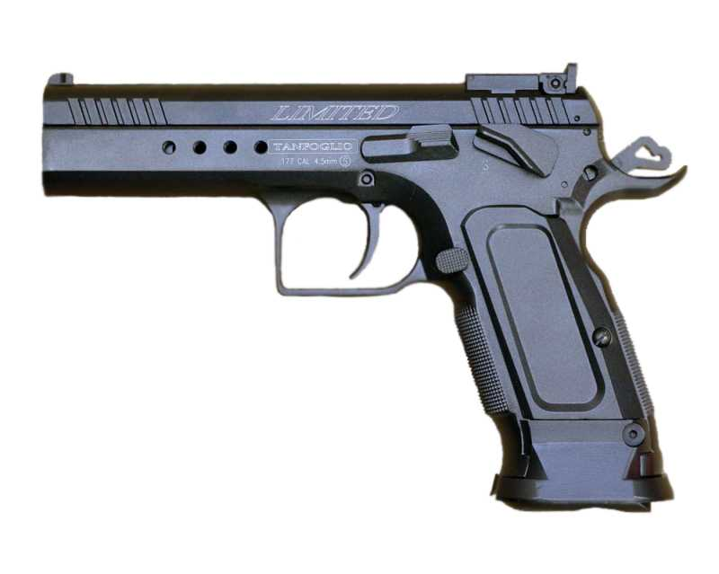 3)Swiss Arms Tanfoglio Limited Custom