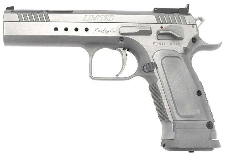 4)Swiss Arms Tanfoglio Limited Custom