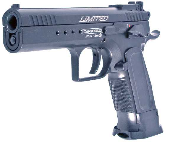 5)Swiss Arms Tanfoglio Limited Custom