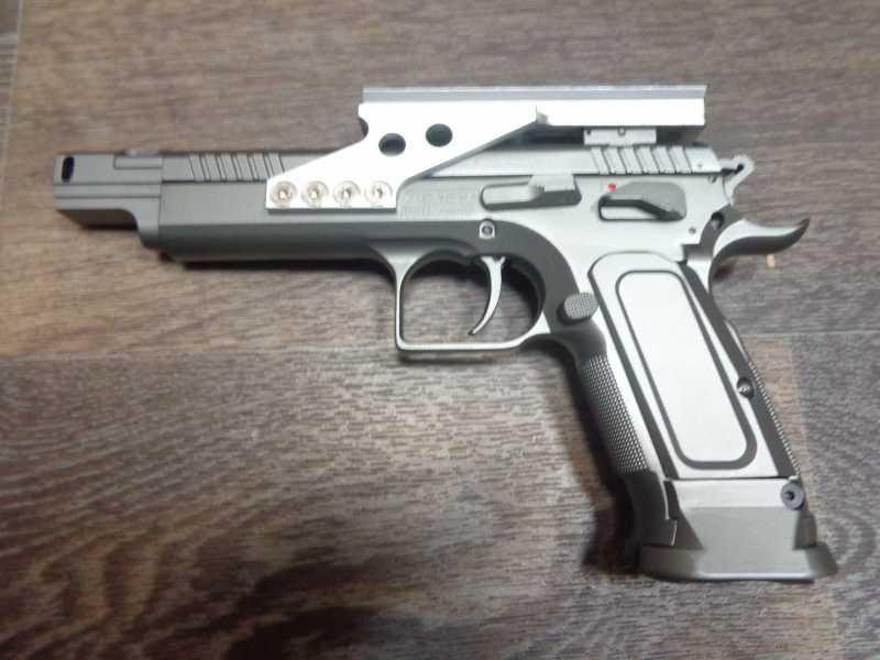 3)Обзор Swiss Arms Tanfoglio Gold Custom
