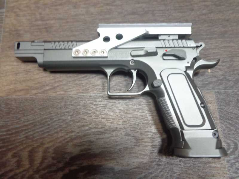 3)Обзор Swiss Arms Tanfoglio Gold Custom