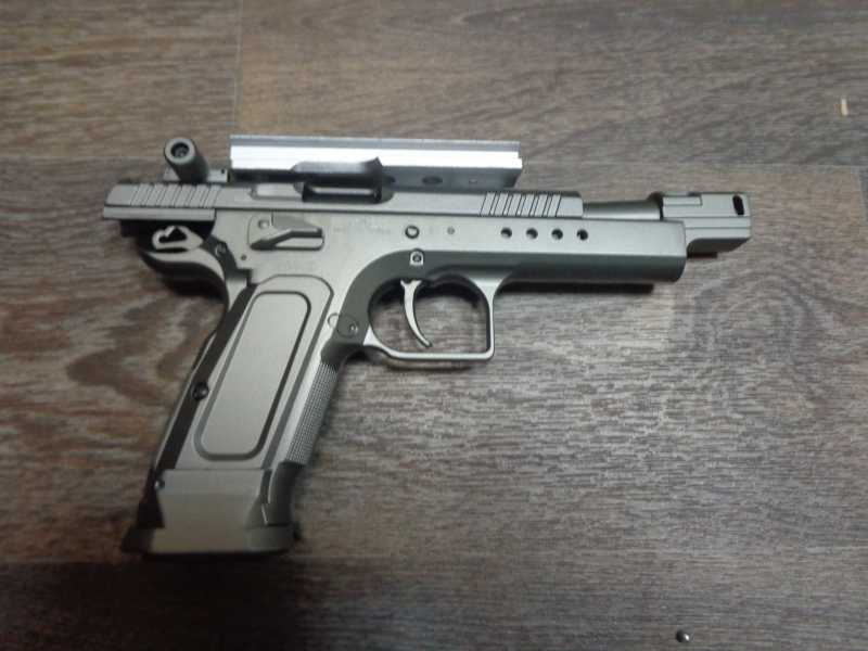 5)Обзор Swiss Arms Tanfoglio Gold Custom
