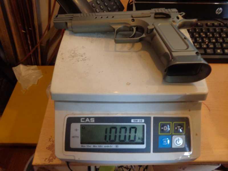 26)Обзор Swiss Arms Tanfoglio Gold Custom