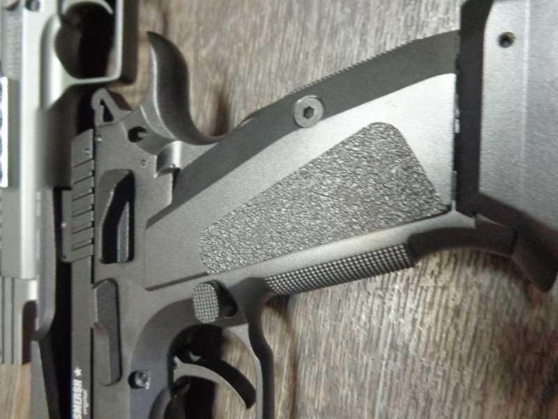29)Обзор Swiss Arms Tanfoglio Gold Custom