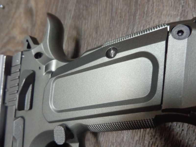 30)Обзор Swiss Arms Tanfoglio Gold Custom