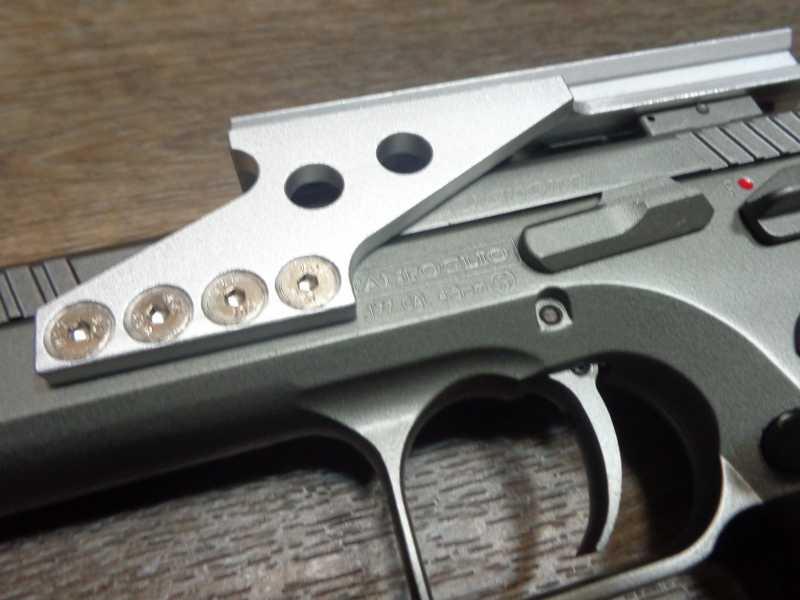 8)Обзор Swiss Arms Tanfoglio Gold Custom