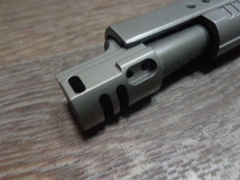 12)Обзор Swiss Arms Tanfoglio Gold Custom