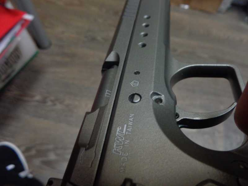 13)Обзор Swiss Arms Tanfoglio Gold Custom