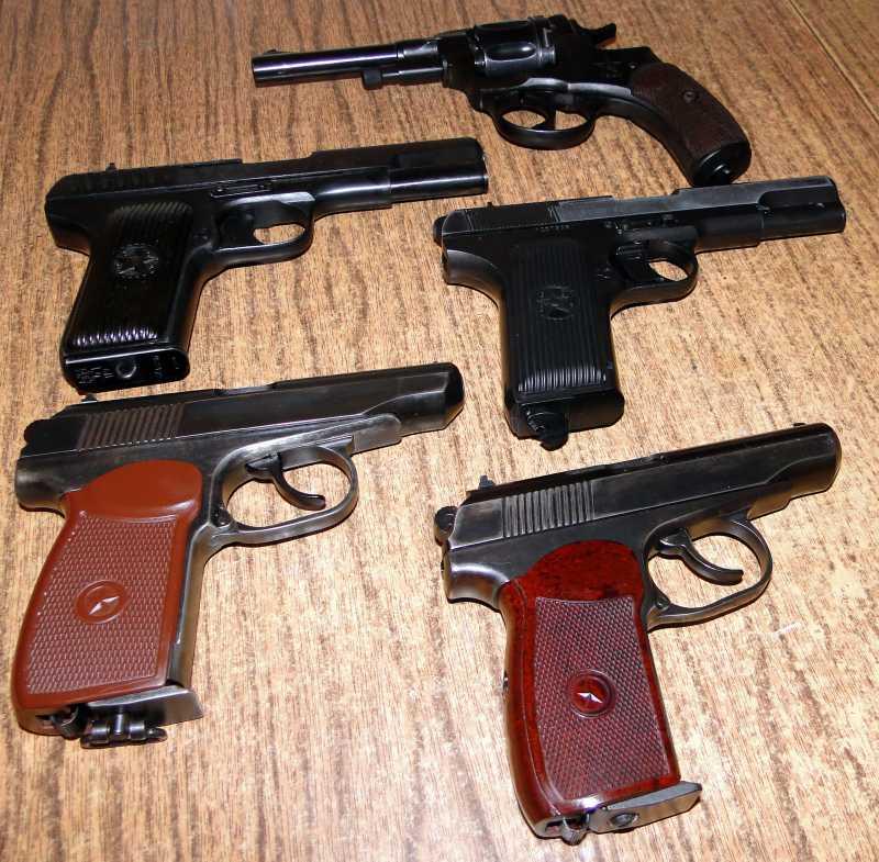 15)Внешний тюнинг пневматического пистолета МР-654К (МР-654К UPGRADE - external improvement)