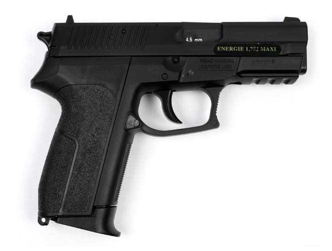 4)Пистолет  SIG SP2022 Black от компании Swiss Arms