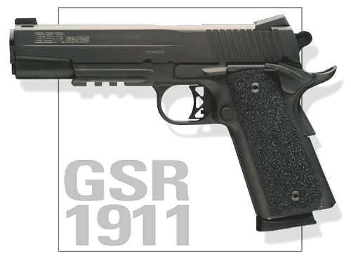 2)Swiss Arms 1911