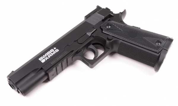 1)Swiss Arms P1911 Match