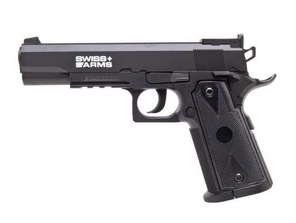 2)Swiss Arms P1911 Match