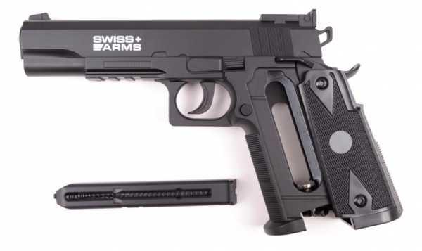7)Swiss Arms P1911 Match