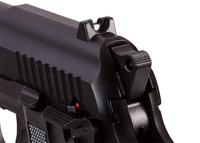 4)Пневматический пистолет Swiss Arms P 92