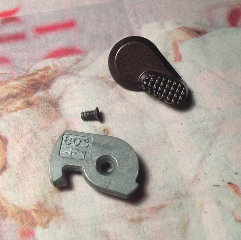 10)Ремонт предохранителя Gletcher APS