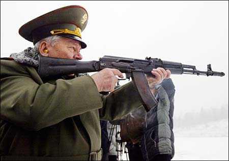 3)Невероятная утрата - смерть Михаила Калашникова