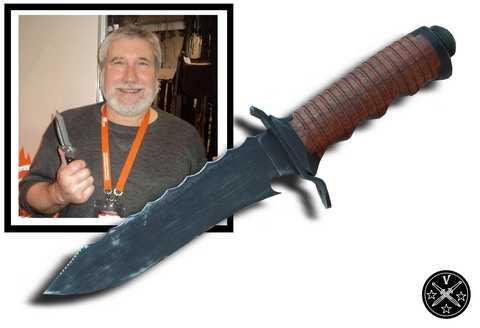 Конструктор ножей Игорь Скрылев