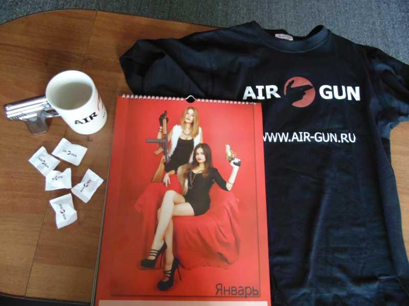 1)Приз 2013 Года от  Air-gun.ru как он есть