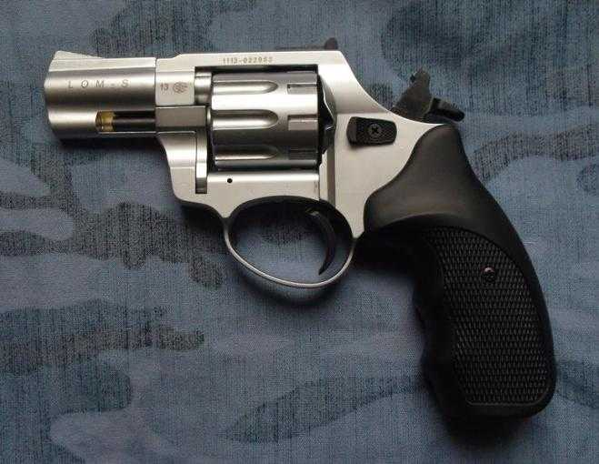 4)LOM-S и чем из него стрелять