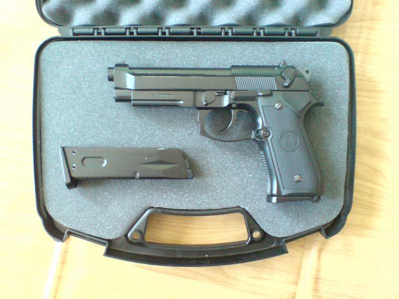 4)Пистолетные кейсы