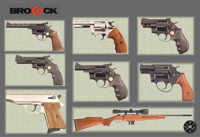 Brocok airguns