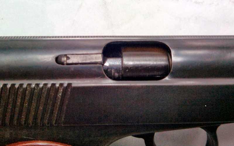 6)Внешний тюнинг пневматического пистолета МР-654К (МР-654К UPGRADE - external improvement)