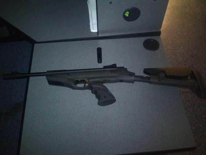 2)Hatsan MOD 25 Tactical