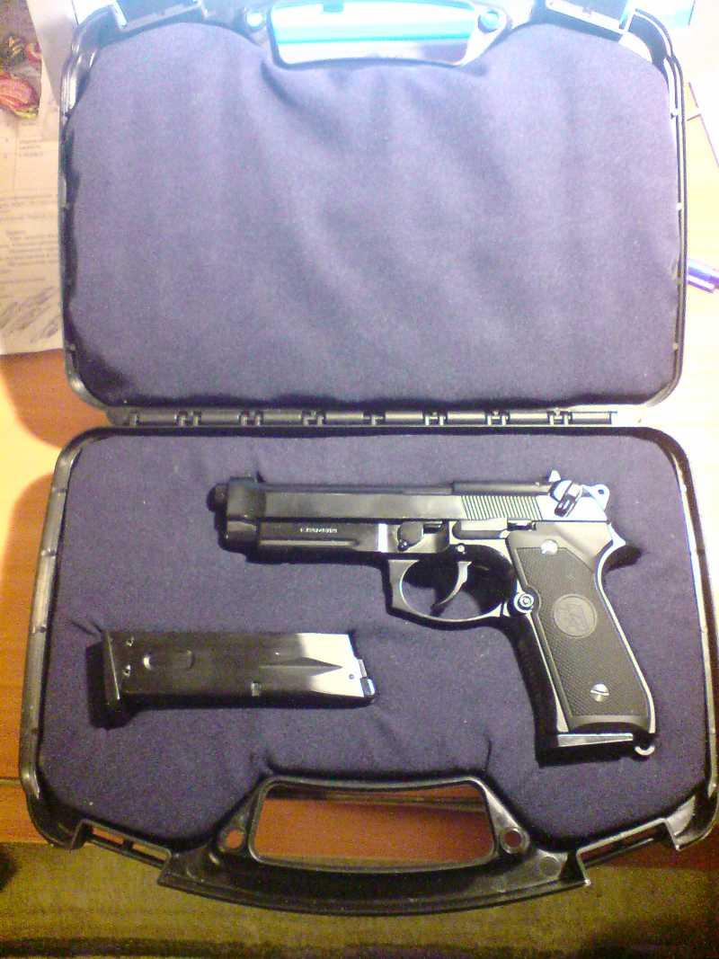 17)Пистолетные кейсы