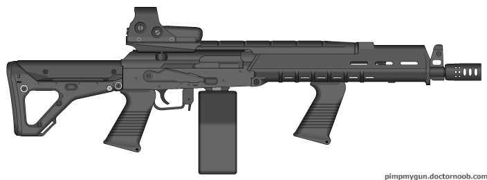 4)Мне вновь нечем было заняться в пятницу вечером) (модели пневматических винтовко)