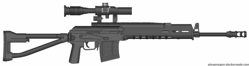 5)Мне вновь нечем было заняться в пятницу вечером) (модели пневматических винтовко)