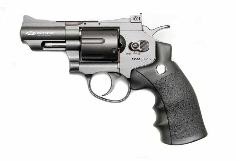 1)Пистолеты и Револьверы