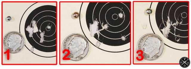 Тест кучности стрельбы нового пневматичского пистолета Umarex Legends C96