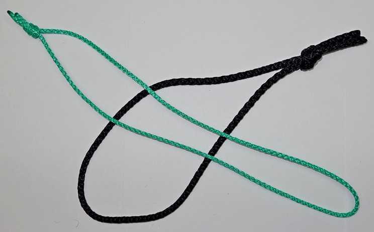 3)Темляк для вашего стального спутника - своими руками.