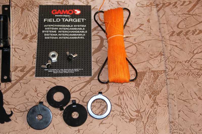 3)Мини обзор кабана от Гамо